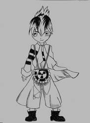 Toxic Ichiro by Pyxiel