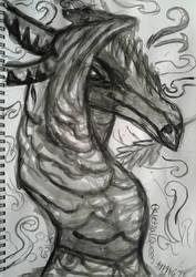 Xing, the Peacekeeper by Quetzal-Queen