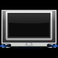 Huge Philips Cineos HDTV by fphilipe