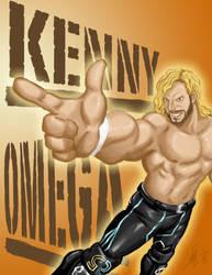 Kenny omega by seaniredaleART