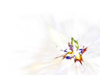 Rainbow Burst by Skizo-