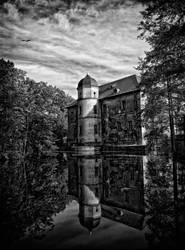 Abandoned Castle by Matthias-Haker