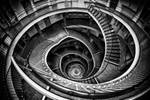 Circular Staircase Down II by Matthias-Haker