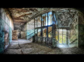 Divine Light by Matthias-Haker