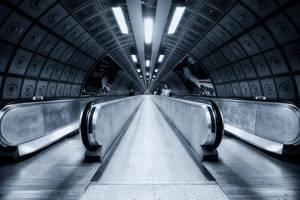 Tube III by Matthias-Haker