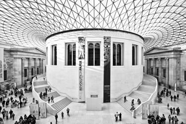 British Museum II by Matthias-Haker