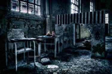 Children's Ward by Matthias-Haker