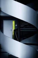 Green Light and a Corkscrew by Matthias-Haker