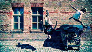 Movement II by Matthias-Haker