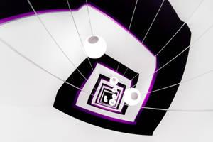 Looking Down by Matthias-Haker
