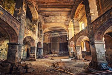 Church of All Saints by Matthias-Haker
