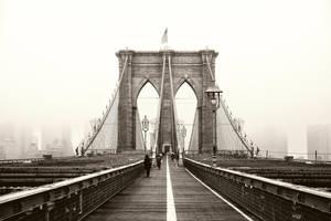 Brooklyn Bridge by Matthias-Haker