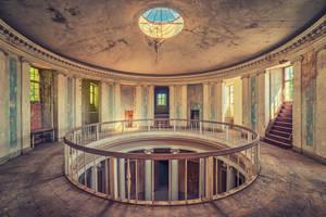 Round and Round by Matthias-Haker