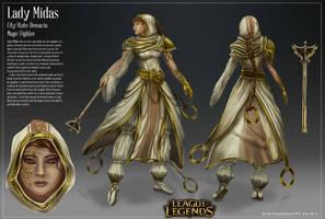 Lady Midas by Archon0419