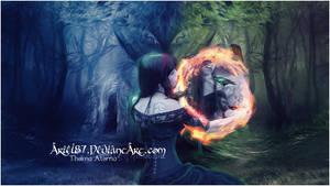 Magic Mirror by Ariel87