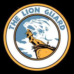 The Lion Guard Logo by Samoht-Lion