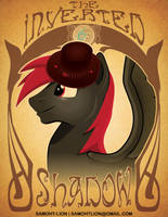 The Inverted Shadow Art Nouveau by Samoht-Lion
