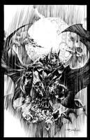 Batman | Ardian Syaf - Rie by ARIELAkris