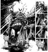 Batman - Joker | Ardian Syaf - Rie by ARIELAkris