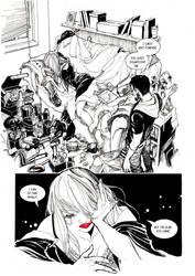 LEAVE 1/4 by ARIELAkris