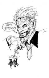 Joker The New 52 by ARIELAkris