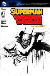 The Day Joker Killed Batman #1 by ARIELAkris