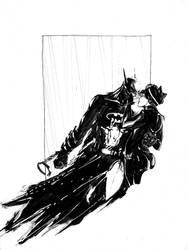 Happy BatmanDay75 by ARIELAkris