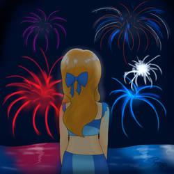 Fireworks by Pyangsi