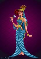 Royal Jewels Dress Edition: MEGARA by MissMikopete