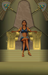 Game Of Thrones Series: TZIPPORAH by MissMikopete