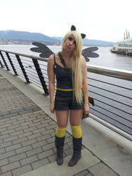 Derpy Hooves Cosplay 2 by MissSinger