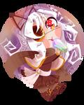 Yumeneko Chibi OC [contest reward] by MaeTeah