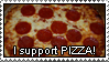 Pizza Stamp by Linkmax