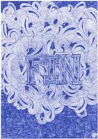 fin by dinosawrawr