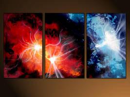 Blue Power by murrayjenkins