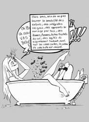Bath time by Mistergazoo
