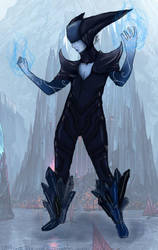Male!Lissandra by Lady-Stage