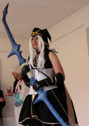 Ashe cosplay  #05 by Lady-Stage