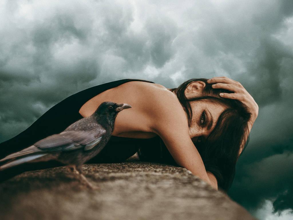 Raven's Return by JaimeIbarra
