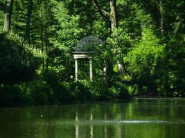 Longwood Gardens 5 by Dracoart-Stock