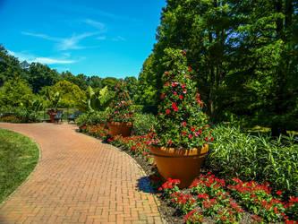Longwood Gardens 47 by Dracoart-Stock