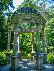 Longwood Gardens 49 by Dracoart-Stock