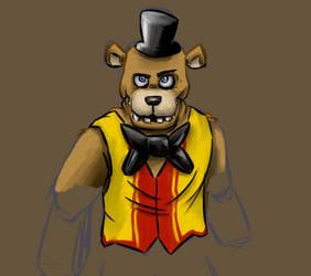 Freddy22 by NerdBurger65