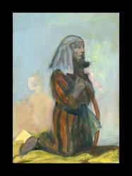 The Tarot Series - 126 by Adillo