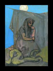 The Tarot Series - 127 by Adillo