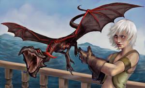 In Drogo's Name by VVjonez