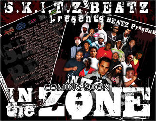 S.K.I.TZ BEATZ Album soon come by Graffiti-Artist