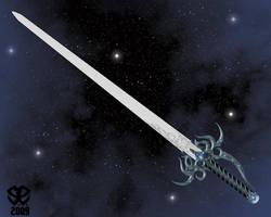 Celestial sword by BentWrenchStudios