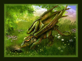 Dragon Baby_color by Ksar