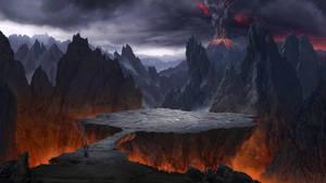 Fantasy Environment by akimfimin